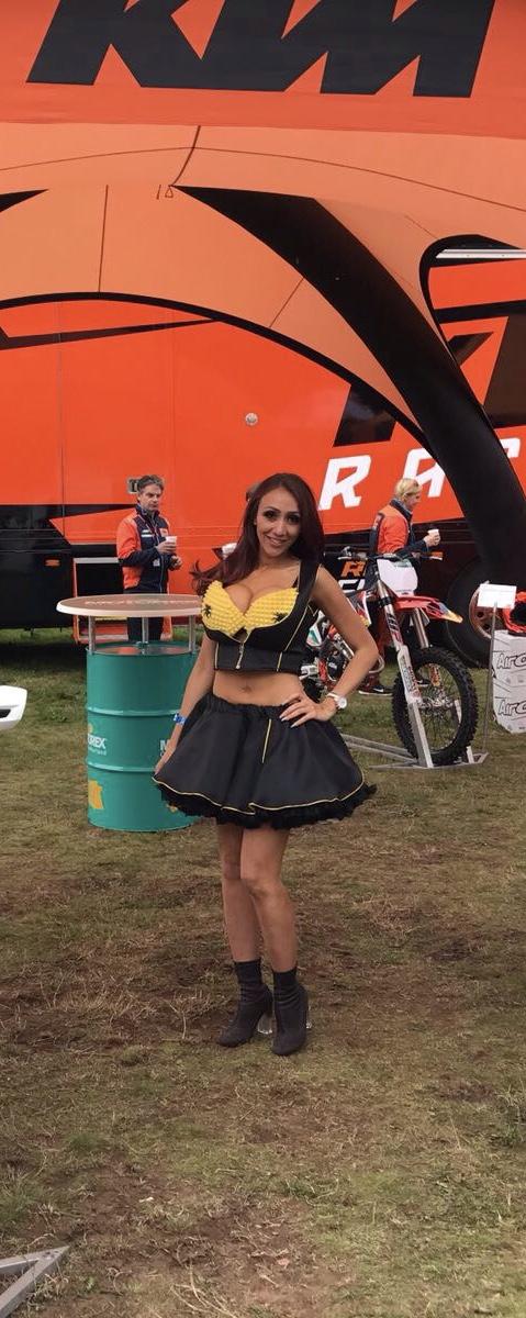 Enduro World Championship GP of UK at Hawkstone Park 24th September 2017