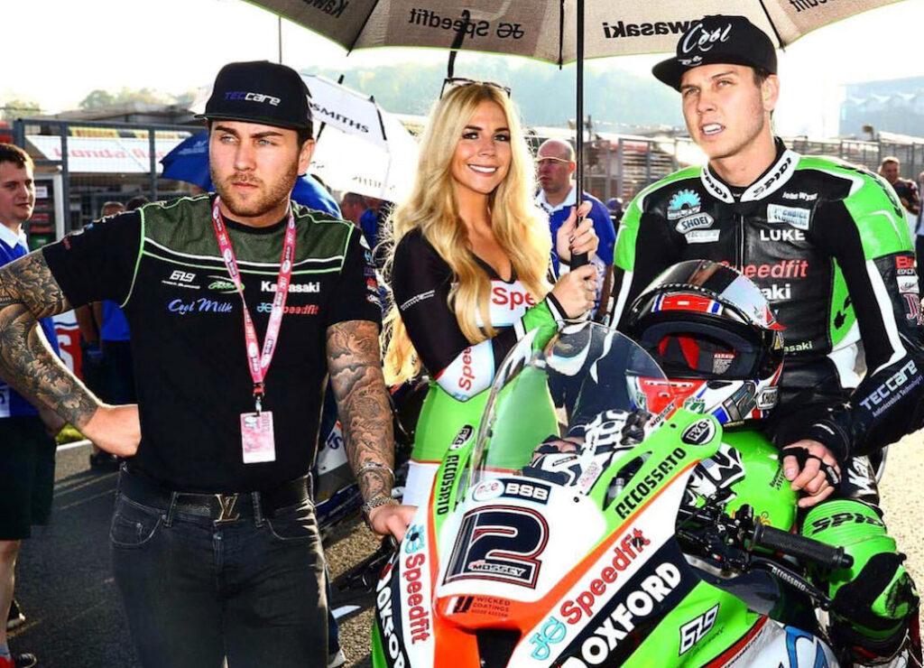 Jg Speedfit Kawasaki At Assen 1st October British Superbikes
