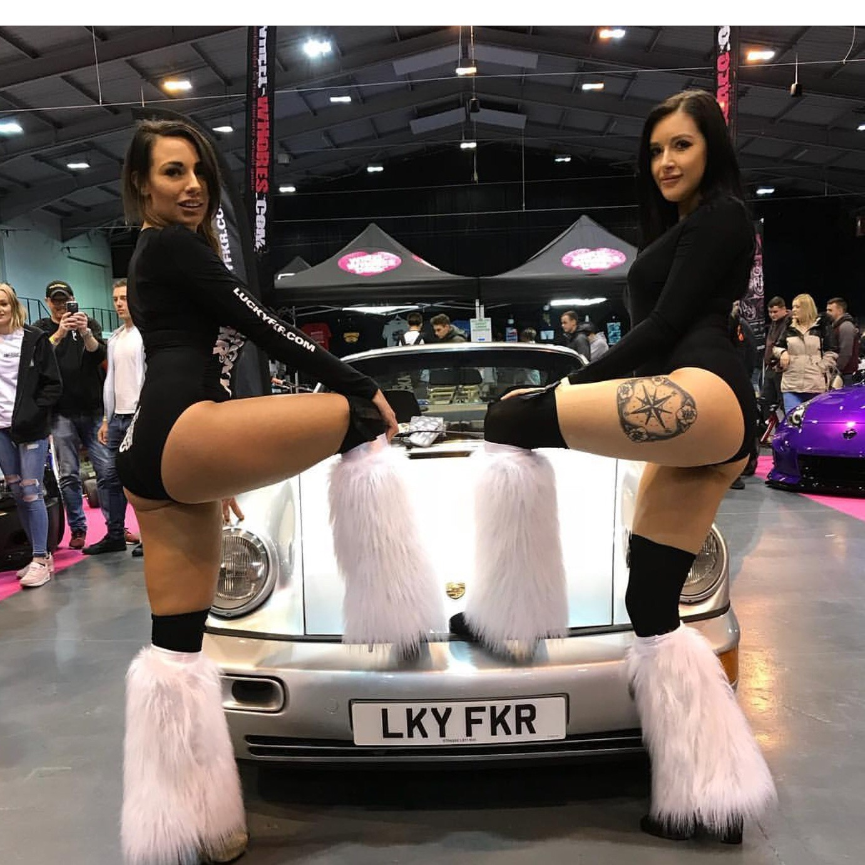 Promo Models – Ultimate Stance – Telford Centre – 5th Nov 2017