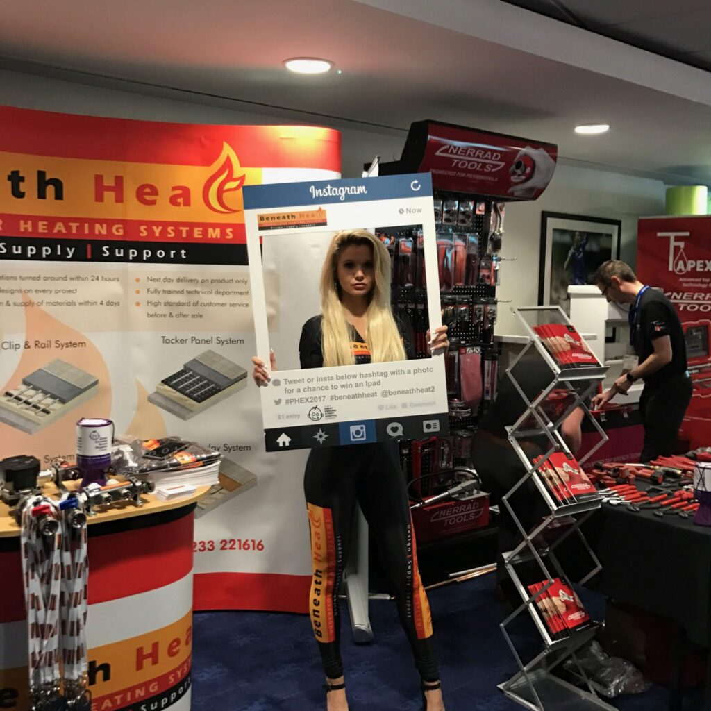 Promo Models Beneath Heat Phex Chelsea 1516th November 2017 01