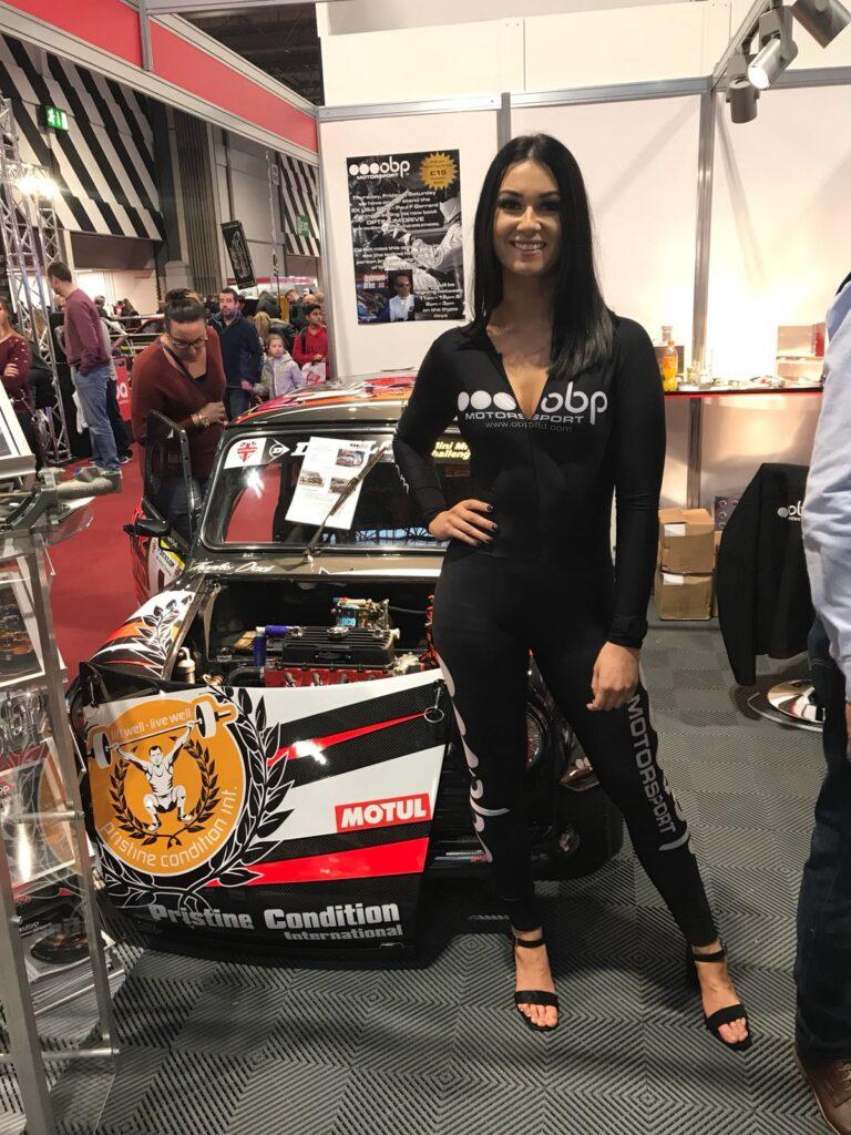 Obp Motorsport – Autosport International 2018 – Birmingham Nec