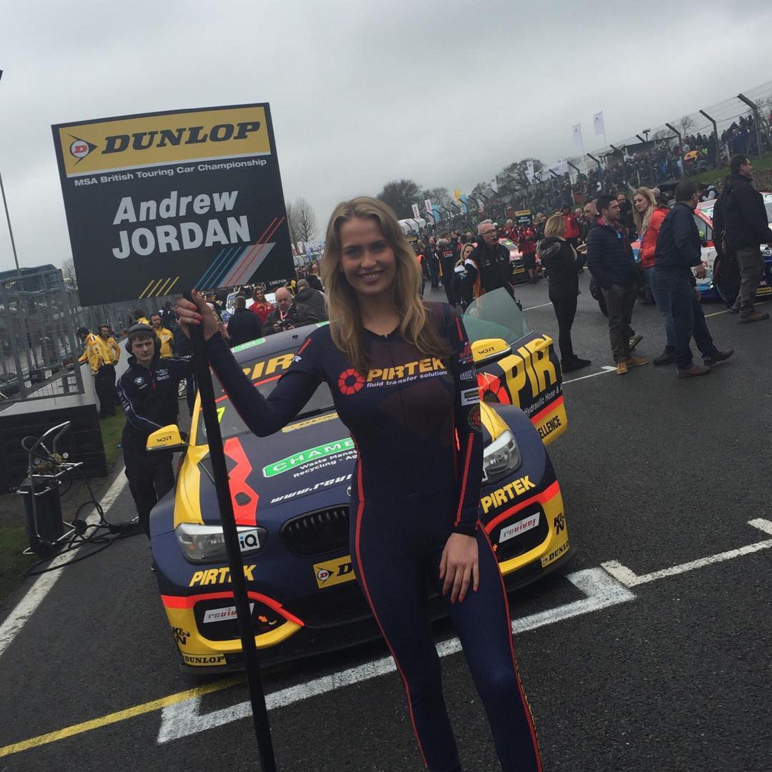 BMW Pirtek Racing BTCC at Brands Hatch BTCC – 8th April 2018