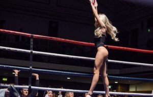 Ring Girls Boxstar Promotions York Hall 29th March 2018 01 3