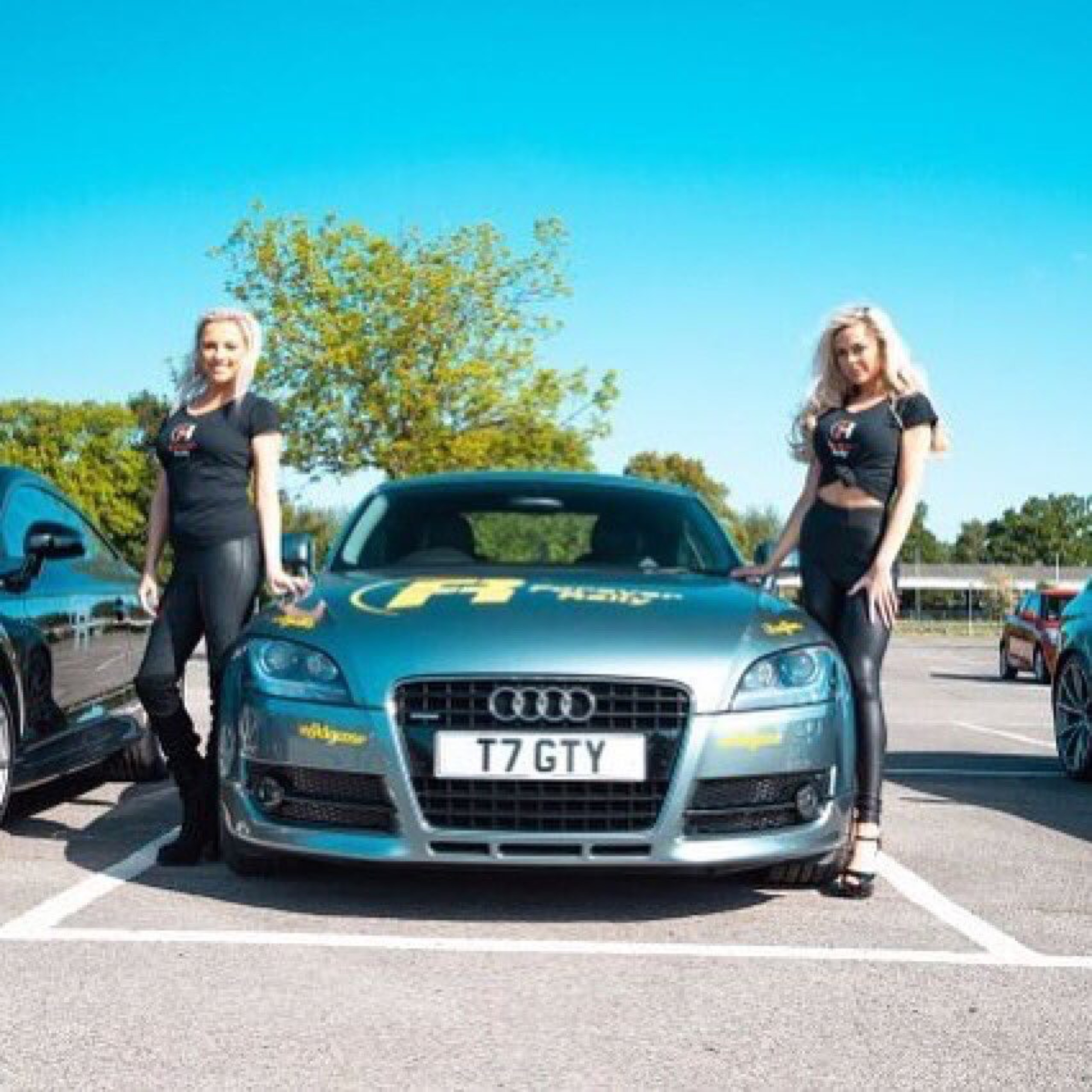 Rally Girls – Forever Rally – Kempton Park – 17th May 2018