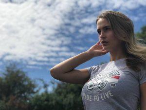 Promotional Model Biker T Shirts West Sussex 8th Aug 2018 01 2