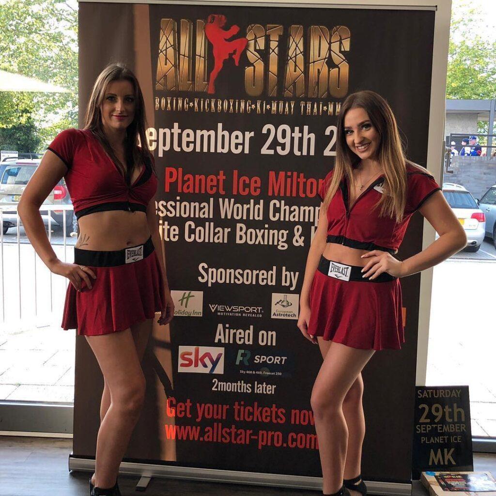 Promotional Model – All Stars Promotions – Milton Keynes – 1st Sept 2018