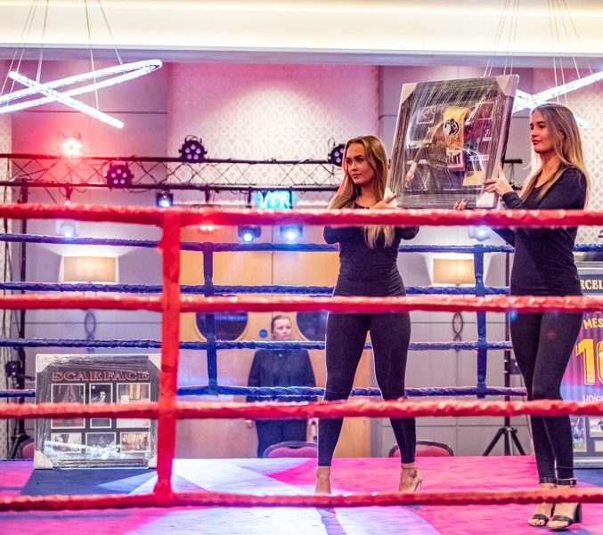 Ring Girls – ARC Promotions – Colchester – 29th September 2018