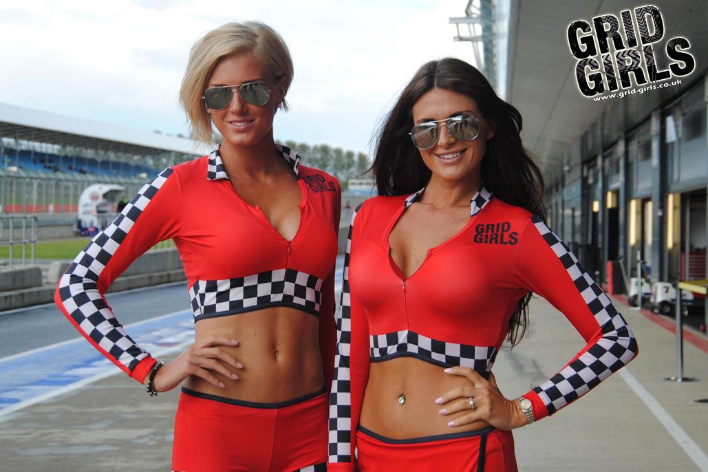 Grid Girls UK – World Superbikes – Silverstone – August 2012