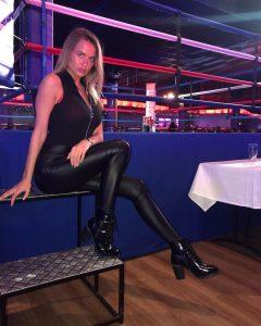Ring Girls Private Boxing Event Butlins Bognor Regis 29th November 2018 01 2