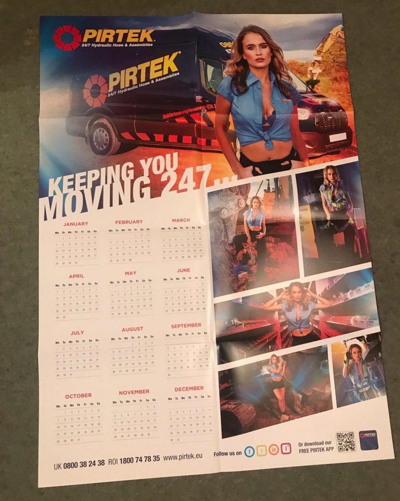 Pirtek Racing Calendar Giveaway 01 2 Scaled