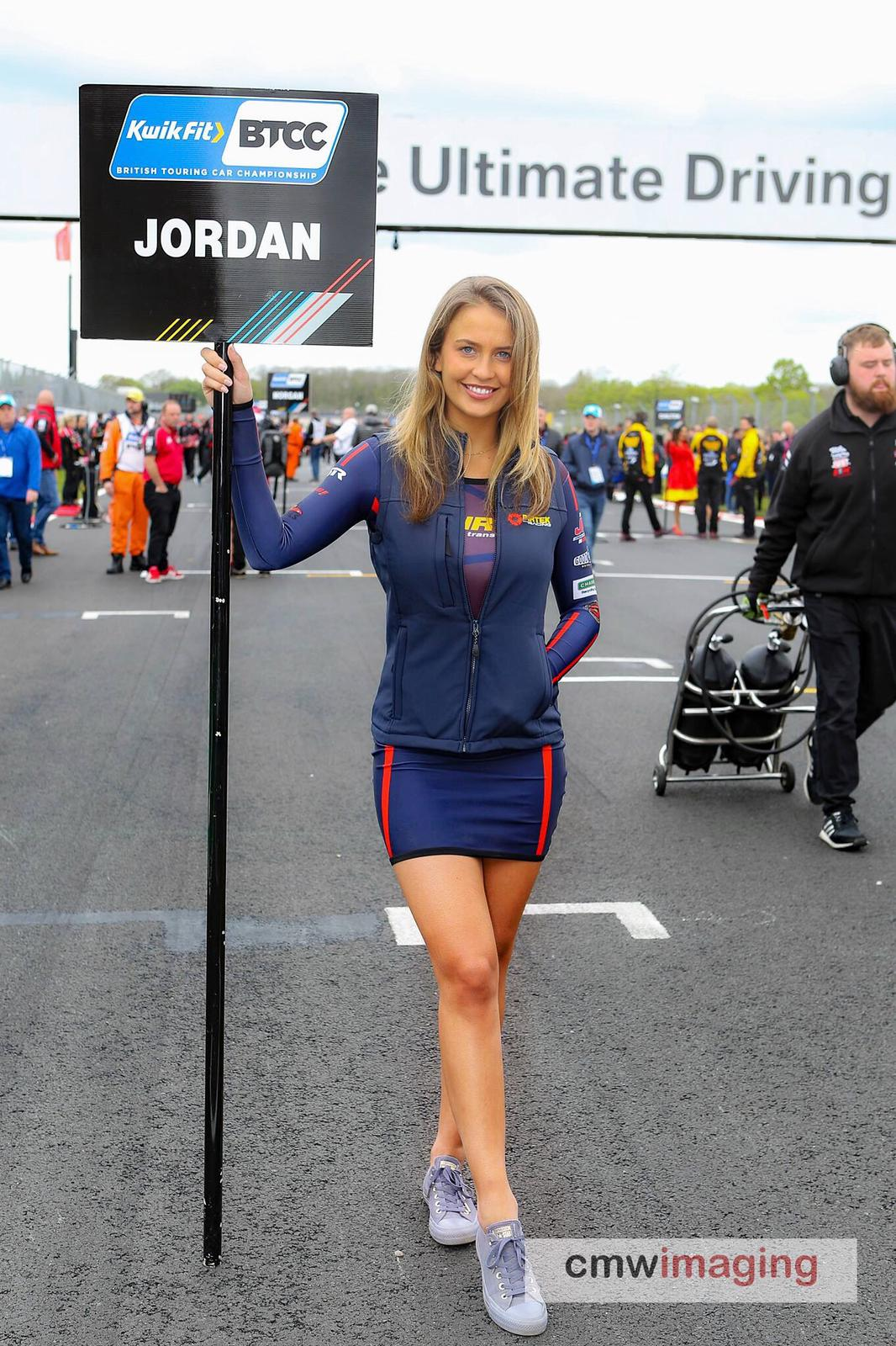 BMW Pirtek Racing BTCC at Donington Park BTCC – 28th April 19