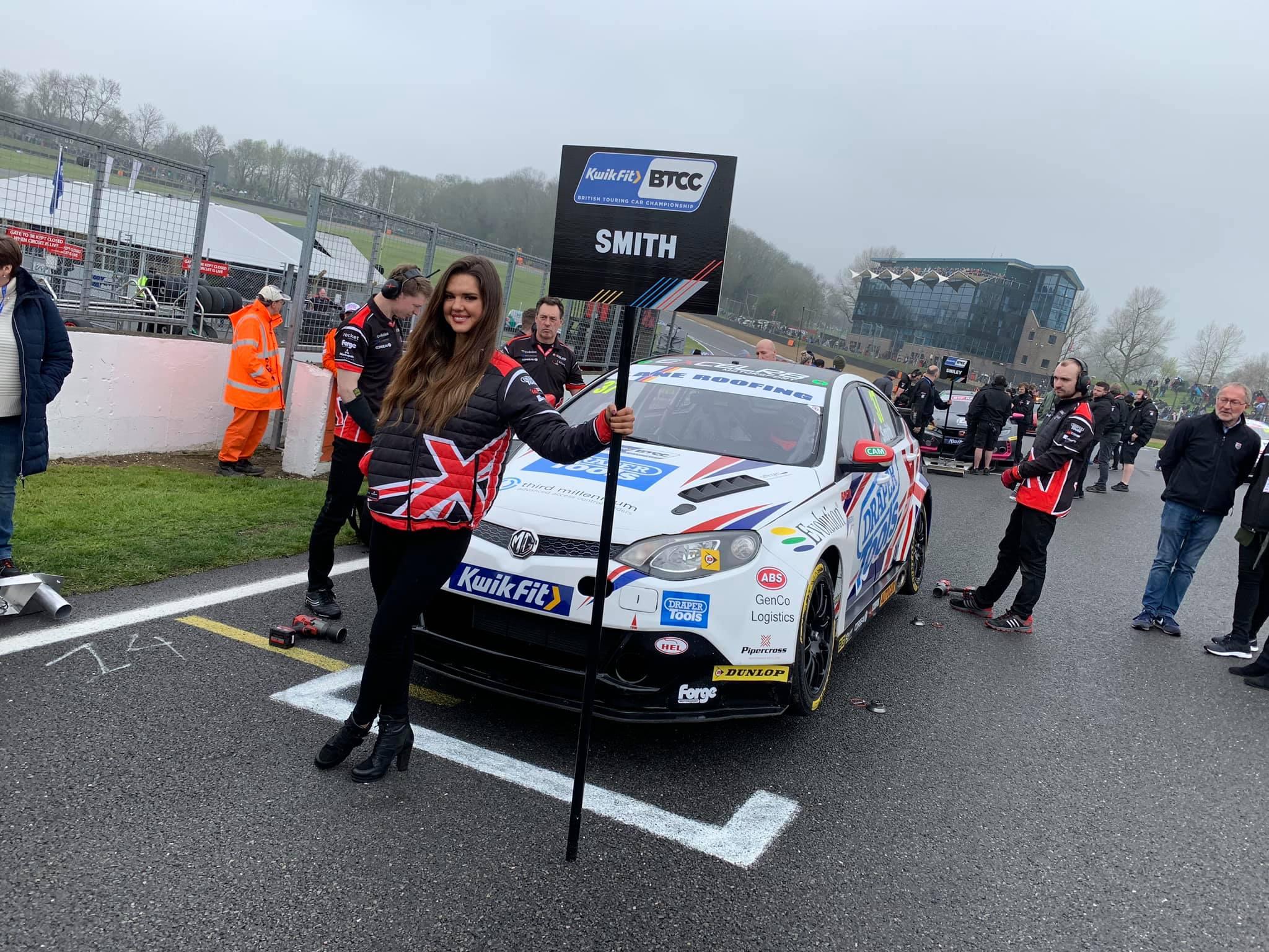 Excelr8 Motorsport BTCC at Brands Hatch BTCC – 7th April 19