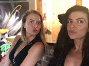 Ring Girls Iba Boxing Boatyard Essex 21st June 2019 01 2