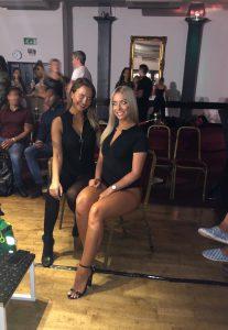 Ring Girls Fight City Gym Irish Centre London 4th July 2019 01 2