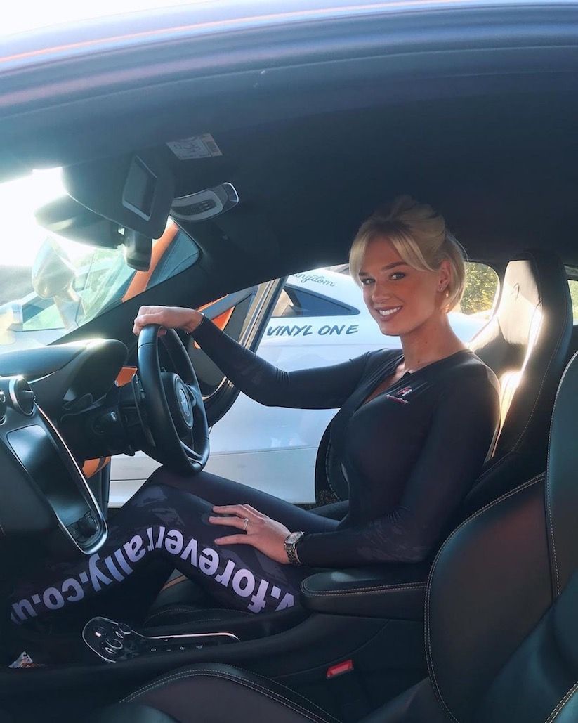 Rally Girls – Forever Rally – Caffeine and Machine – 21st September 2019