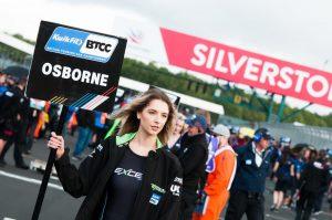 Excelr8 Motorsport Btcc At Silverstone Btcc On Sunday 29th September 2019