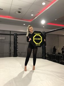 Ring Girls Charity Cage Wars Coventry 23rd November 2019 01 2