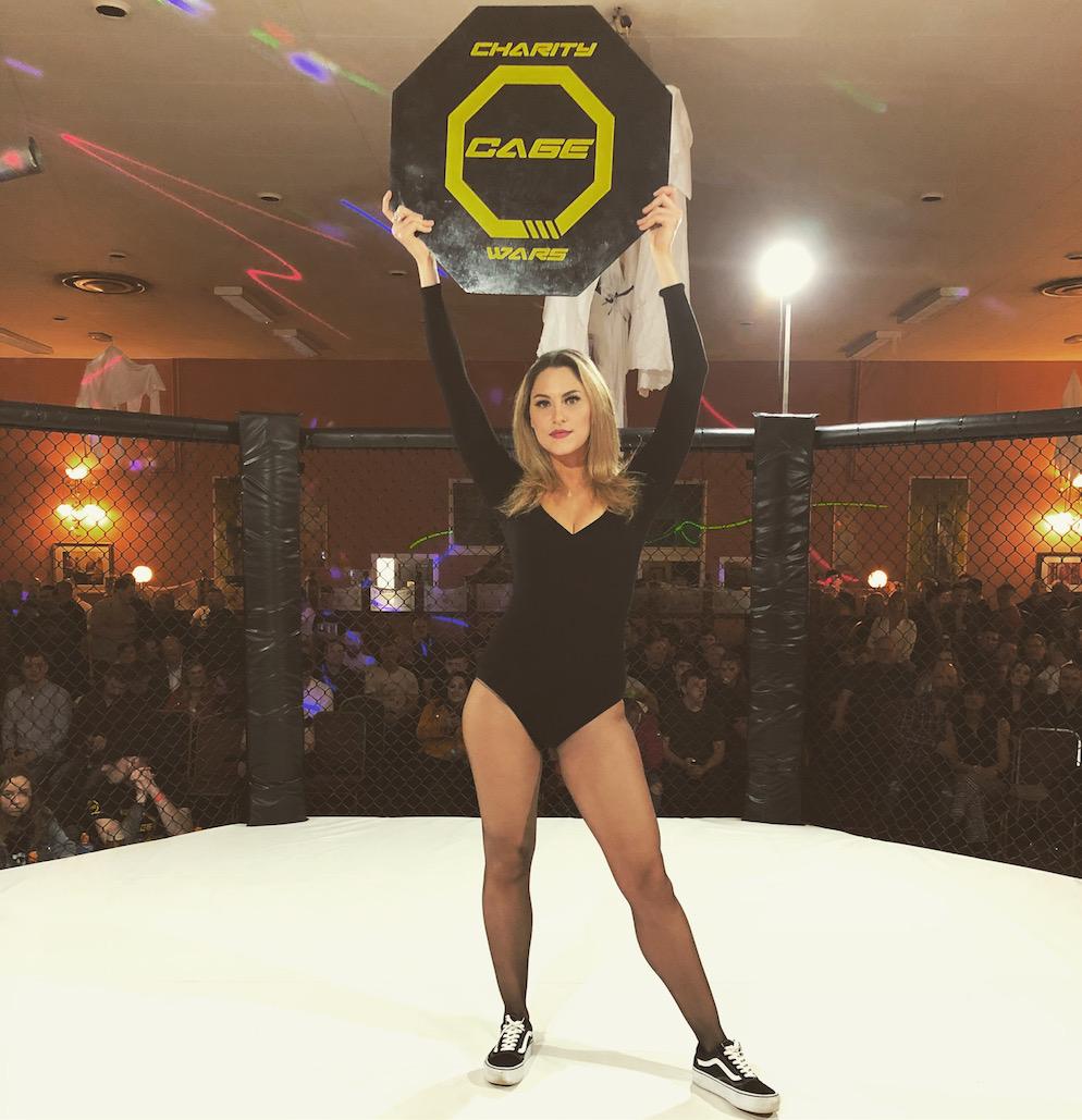 Ring Girls – Charity Cage Wars – Wrexham – 2nd November 2019