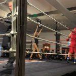 Ring Girls – Fight City Gym – London Irish Centre – 28th Nov 2019