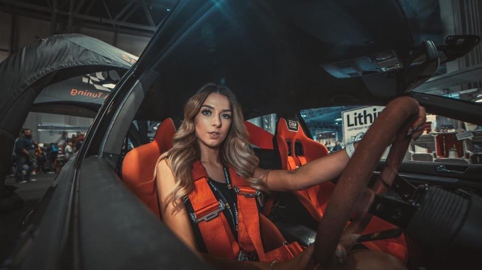 Promo Model – Autosport 2020 – Birmingham – 11th/12th Jan 2020