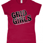 New Grid Girls UK T-Shirts Available