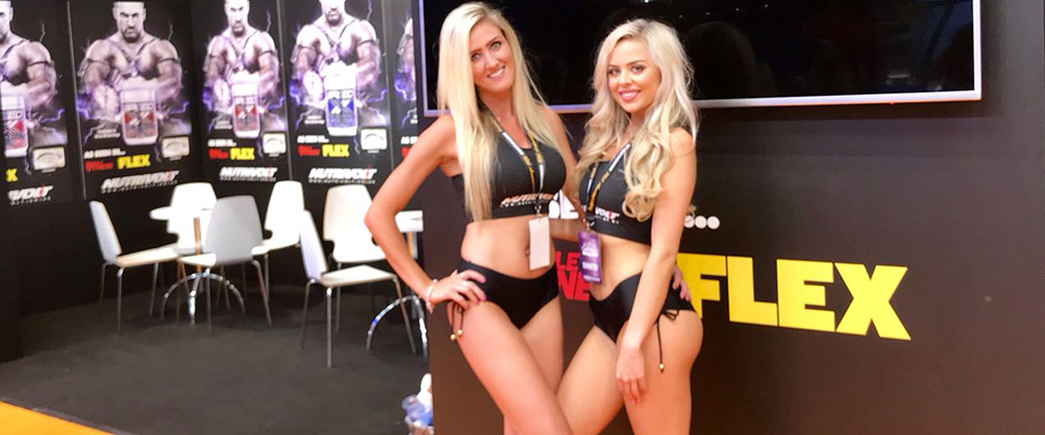 Bodypower Uk – Promotional And Exhibition Model Hire
