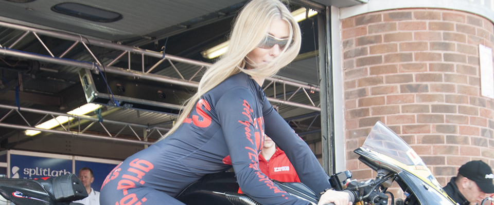 British Superbike Grid Girls
