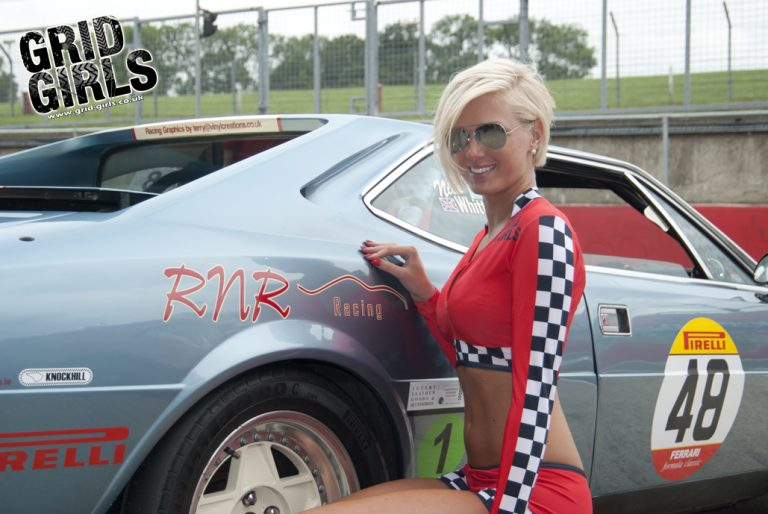 Track Day Hostesses And Event Model Hire