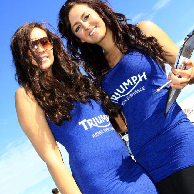 Bike Team – Triumph Live – Mallory Park – Sept 2010
