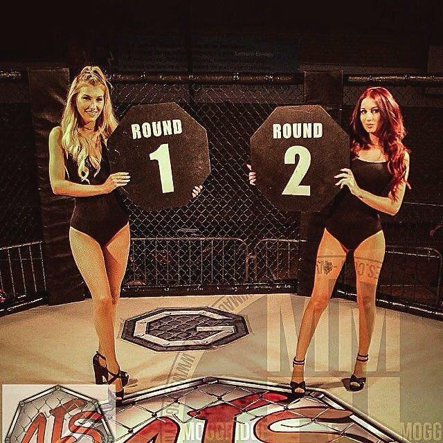 Apocalypse Fight Series – MMA Pro Fight – Bognor – 29th October 2016