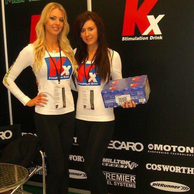 KX Energy – Brit Car 24hr – Silverstone – Oct 2010