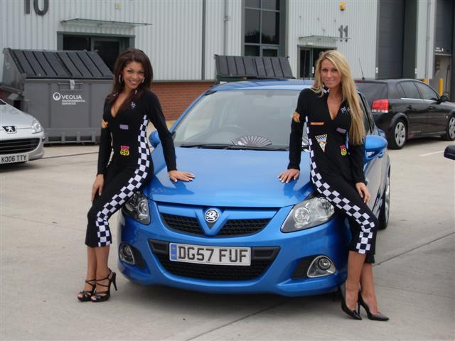 Midpoint Vauxhall At Their Showroom Open Day In September 2008