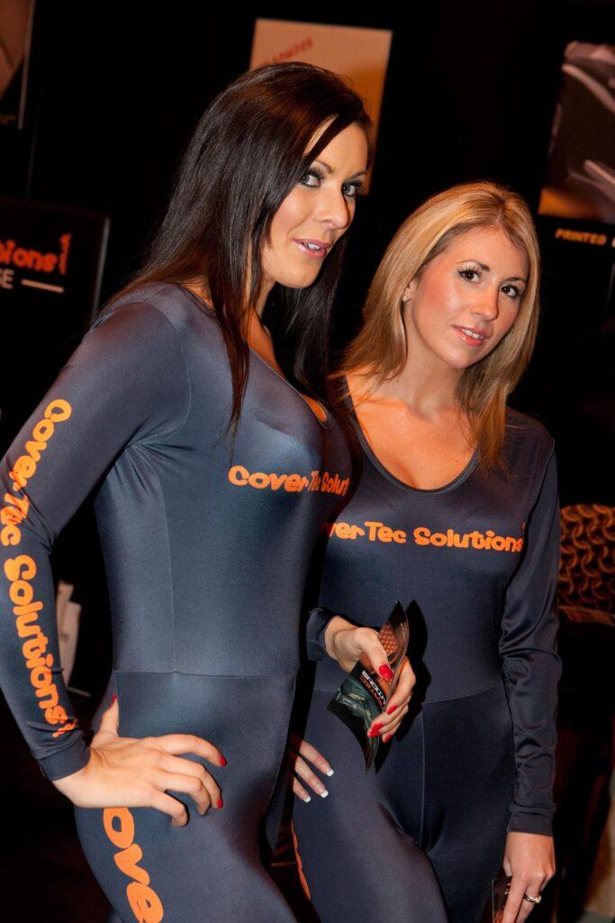 Promotional Models – Autosport International – Nec Birmingham – Jan 2010