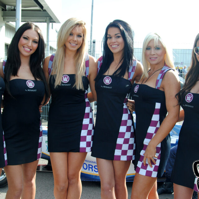 Renault – World Series By Renault – Silverstone – Sept 2010