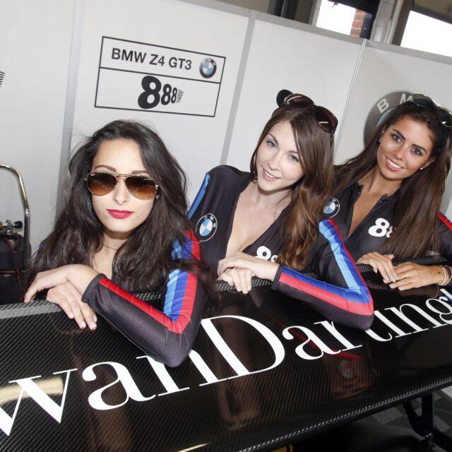 Triple 8 At Brands Hatch British Gt In August 2014