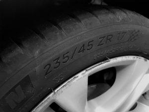 codice velocità zr pneumatici