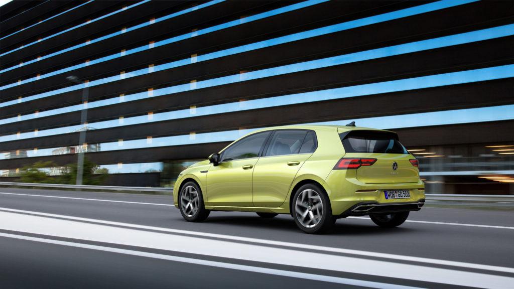Nuova Volkswagen Golf 8: segui la diretta streaming