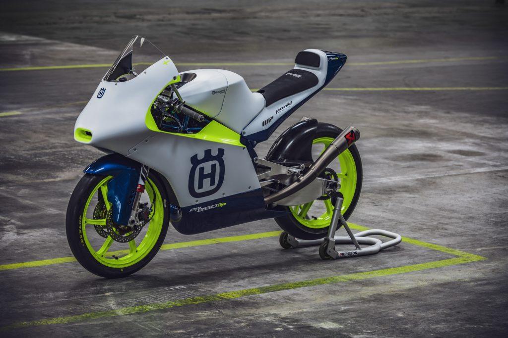 Husqvarna Moto3