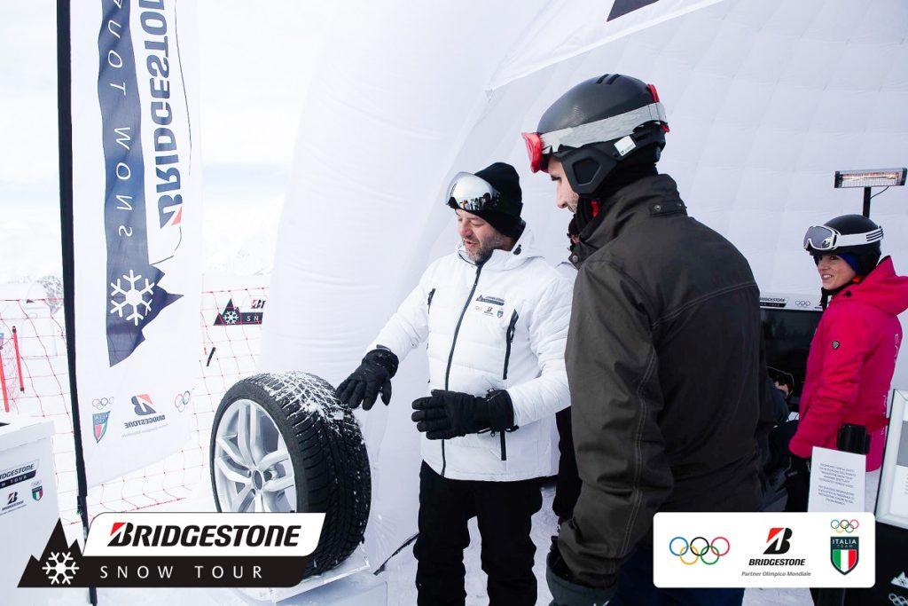 Bridgestone snow tour