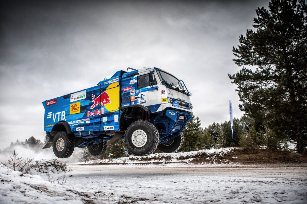 Gripdetective | Goodyear in pole position al prossimo Dakar