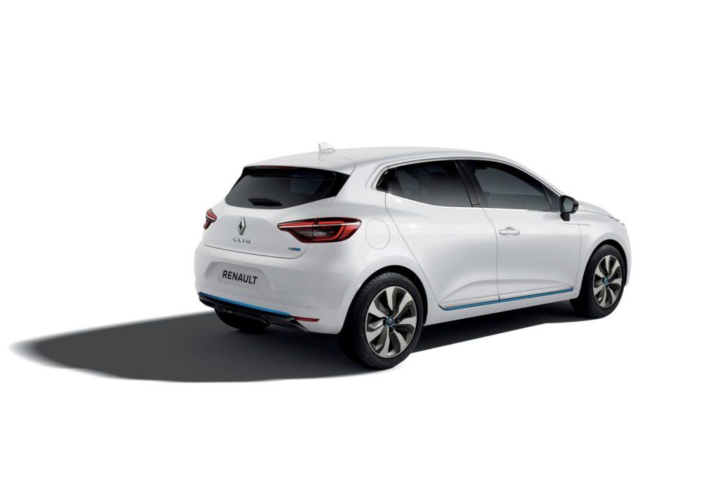 Renault Clio E-Tech Captur E-Tech Plug-in ibrida plugin salone di bruxelles