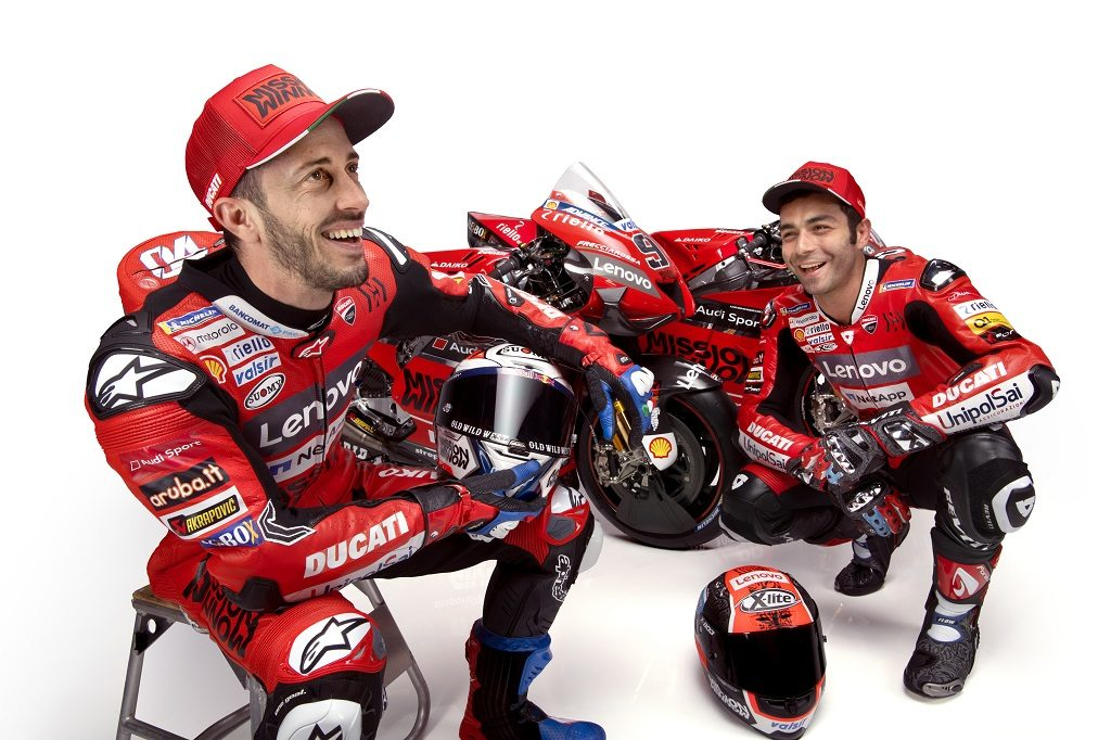 Motorola diventa partner ufficiale di Ducati Corse