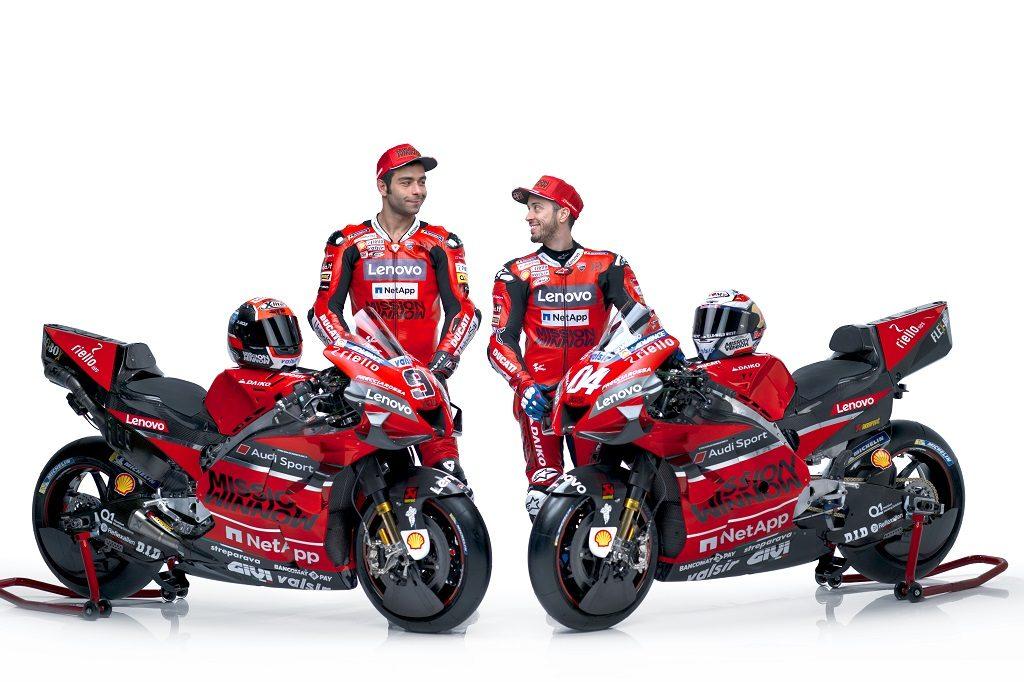 Ducati Motogp 2020