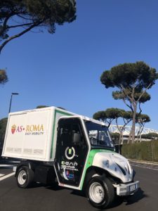 E-GAP mobility partner AS Roma