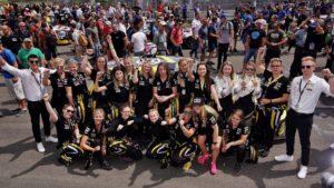 Giti Tire Motorsport europeo con due importanti vittorie Nürburgring