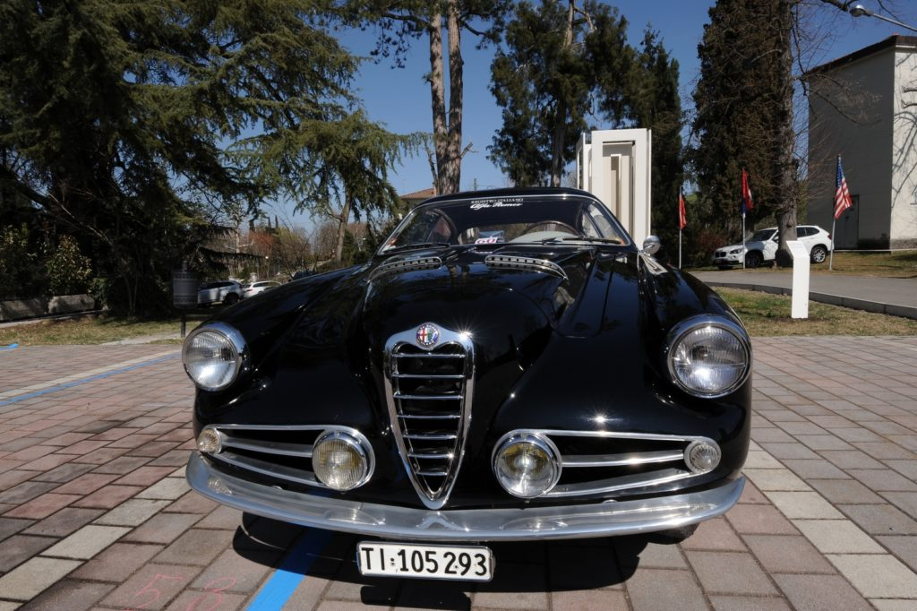 Concours d'Élégance Trofeo Salvarola auto d'epoca storiche