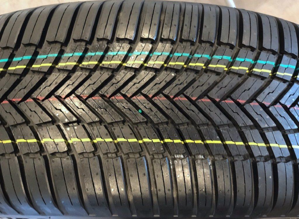 gomme 4 stagioni SUV Test pneumatici all season quattro tcs