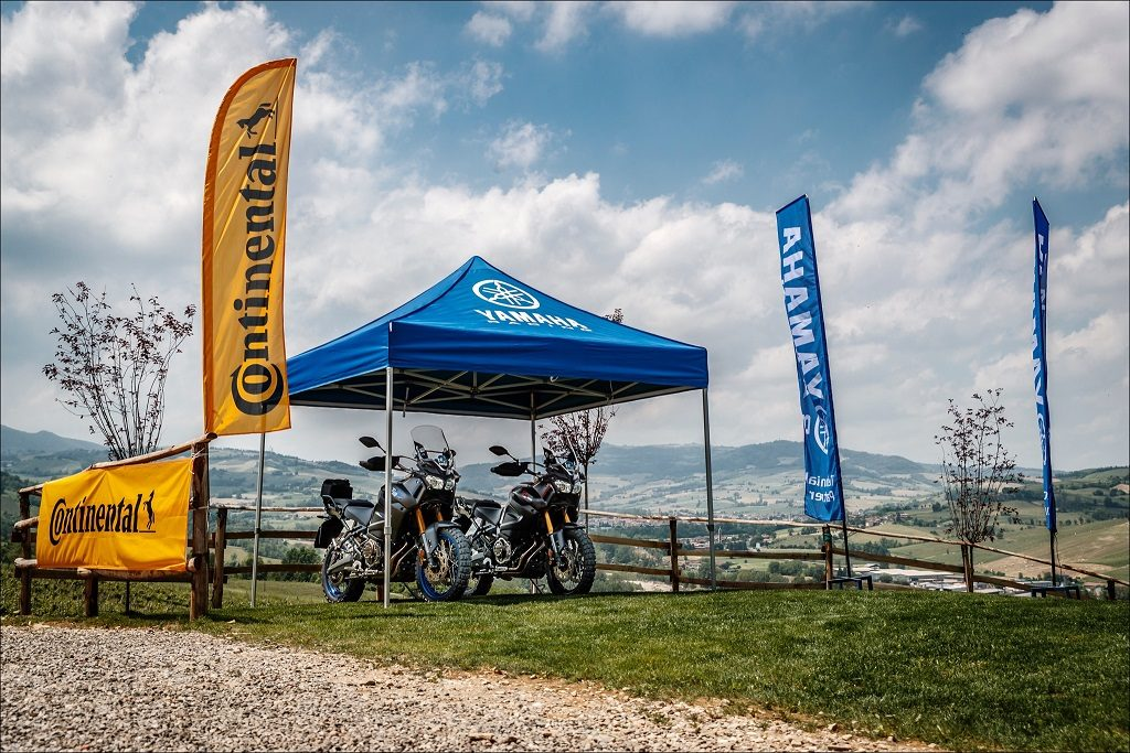 Blue Bike Camp scuola guida enduro off road