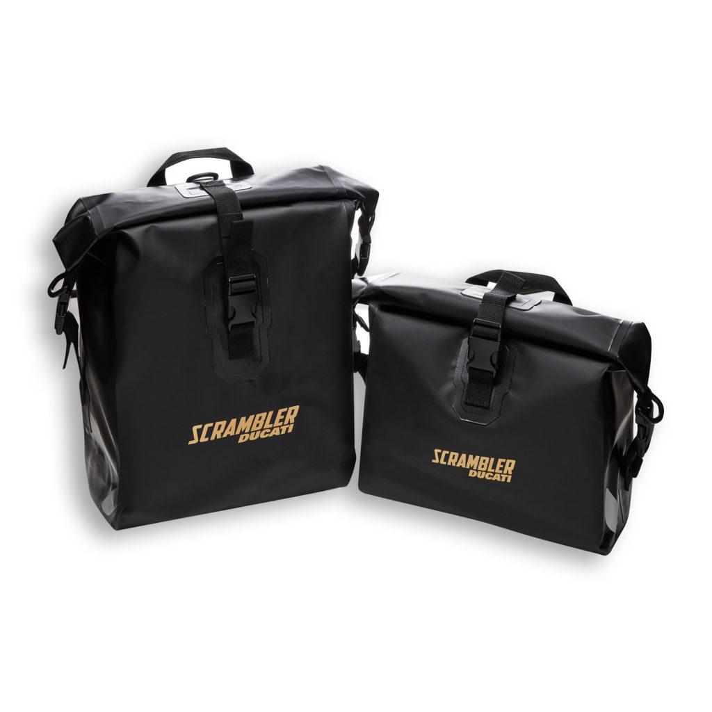 accessori originali Scrambler Ducati