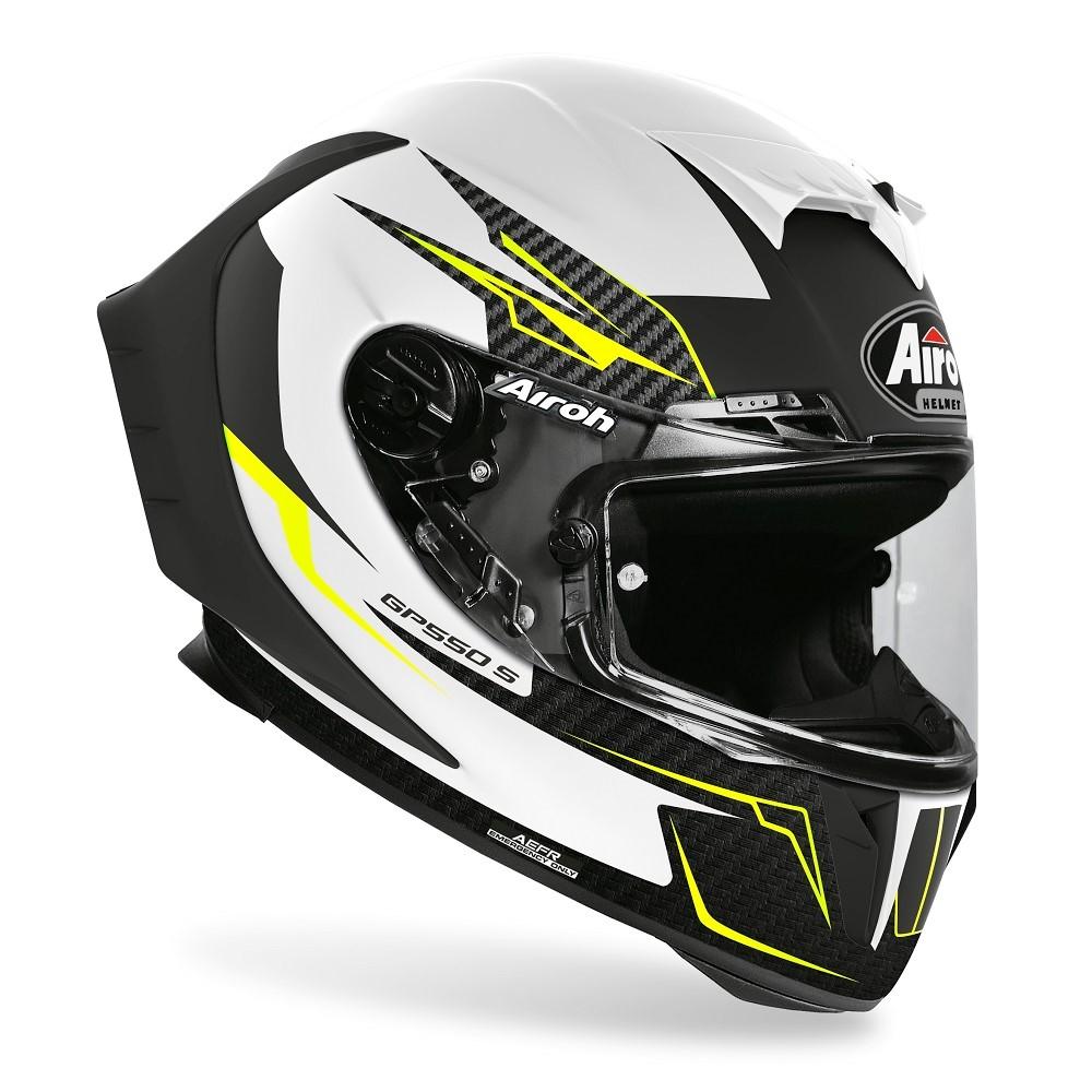 GP 550 S Airoh Casco caschi ELF CIV 2020 Campionato Italiano Velocità